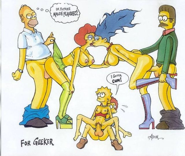 marge and bart simpson porn hentai simpsons stories naked sisters