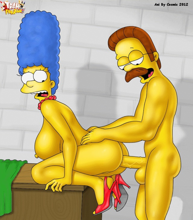 marge and bart simpson porn simpsons marge yadachan