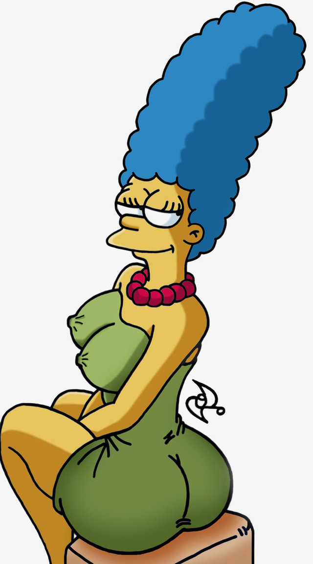 marge and edna getting plowed porn media pre marge simpson naked