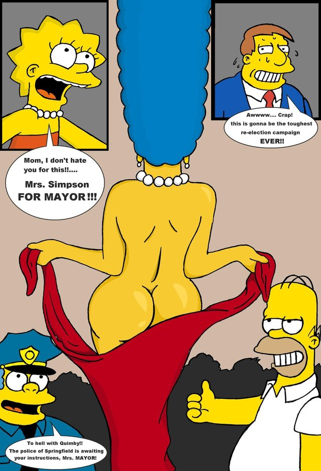 marge and lisa simpson porn porn art marge simpson result mogambos phatfil ake