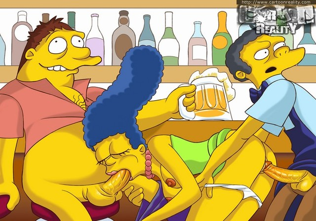 marge simpson naked marge simpson pic galleries nasty cartoonreality participate