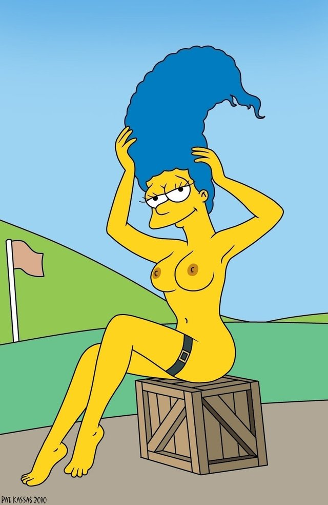 marge simpson naked hentai pictures sexy marge simpson album collections