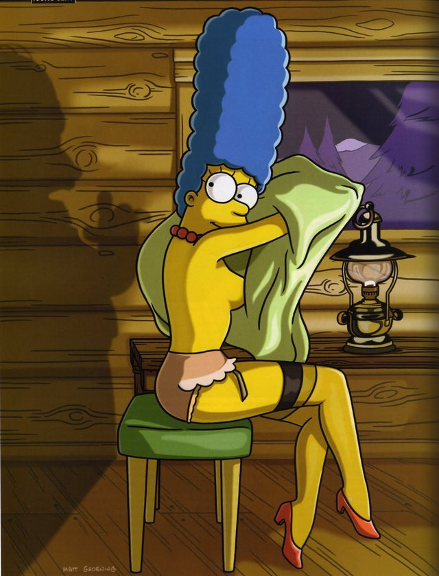marge simpson naked hentai page sexy marge simpson collections