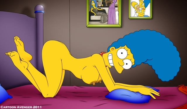 marge simpson naked page marge simpson naked