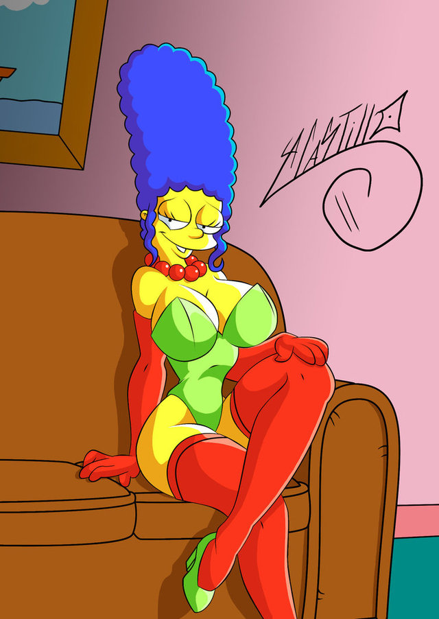 marge simpson naked simpsons pictures sexy pre marge simpson swave