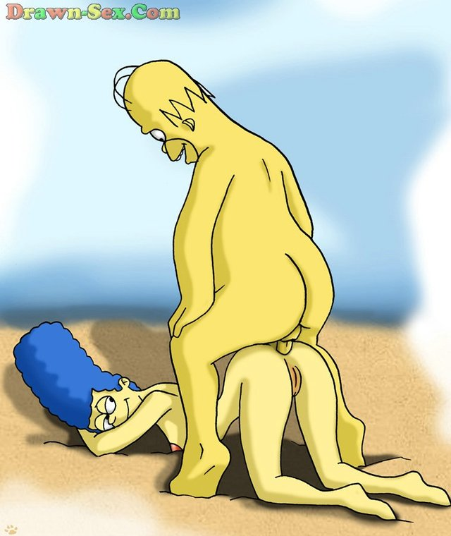 marge simpson porn simpsons marge simpson