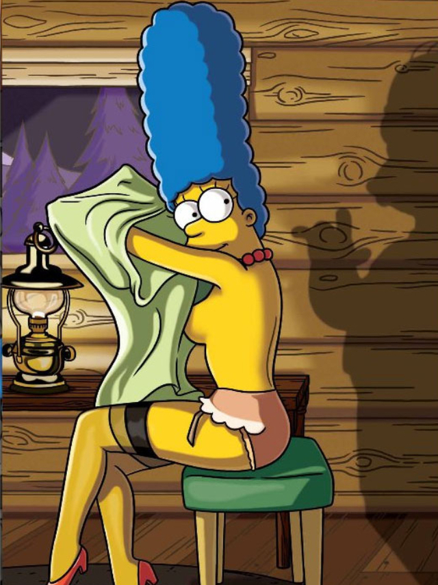 marge simpson porn photos simpsons sexy marge simpson january women lingerie