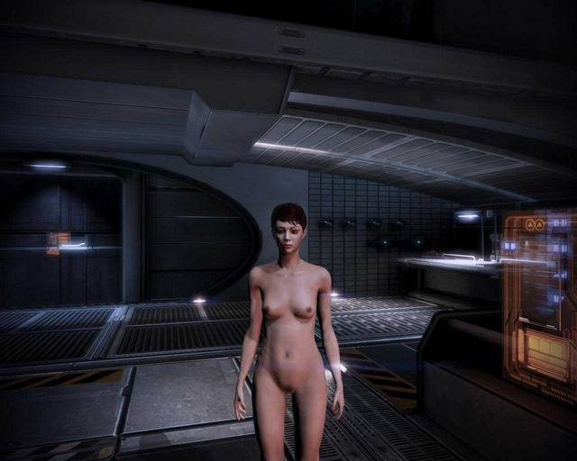 mass effect porn mods