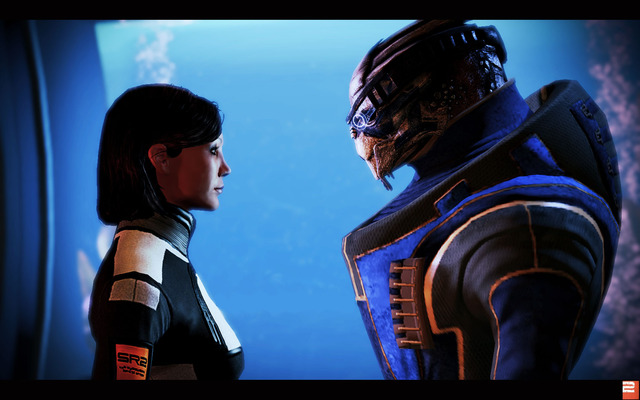 mass effect porn love game video fan fiction daddy mass effect garrus femshep maddithong holes issues stockholm syndrome look