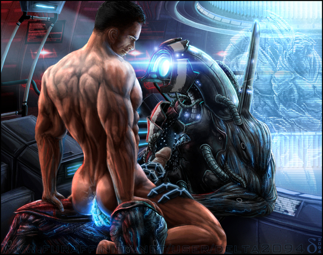 Mass Effect Gay 42