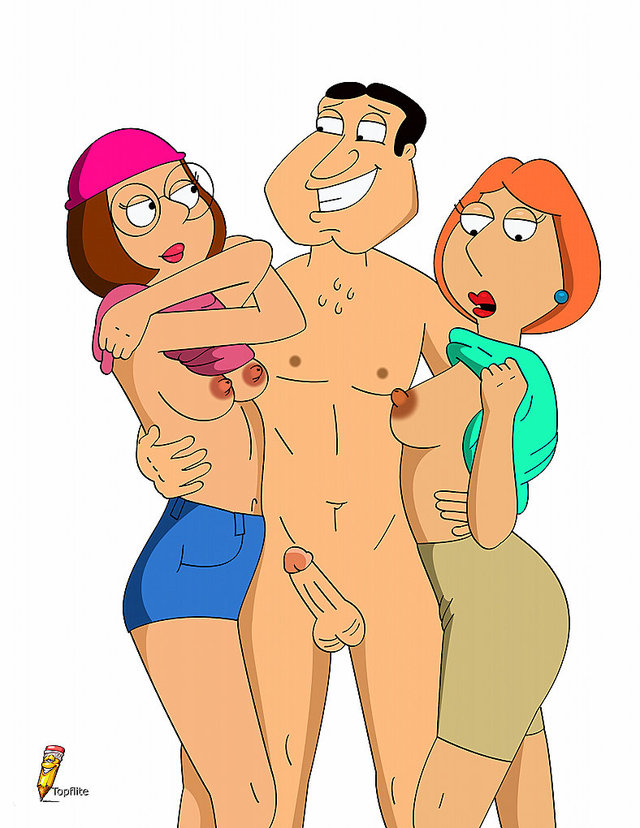 Quagmire nude