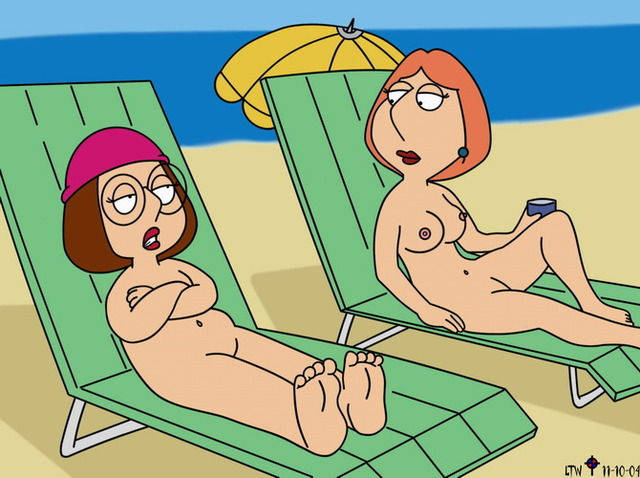 Free nude family guy videos