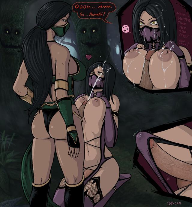 Tasteful nudes female and male