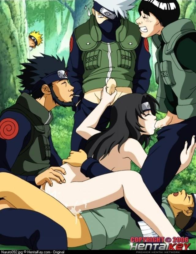 naruto nude porn cartoon naruto anime photo from nude kurenai