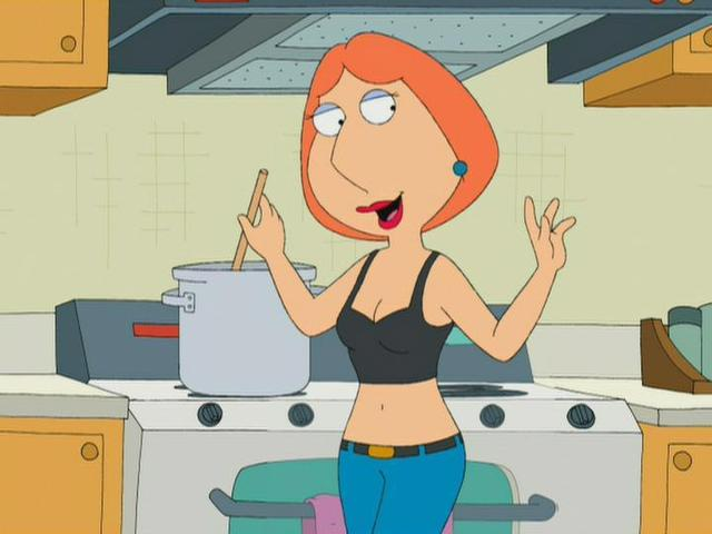 naughty mrs.griffin toon porn lois griffin redheads