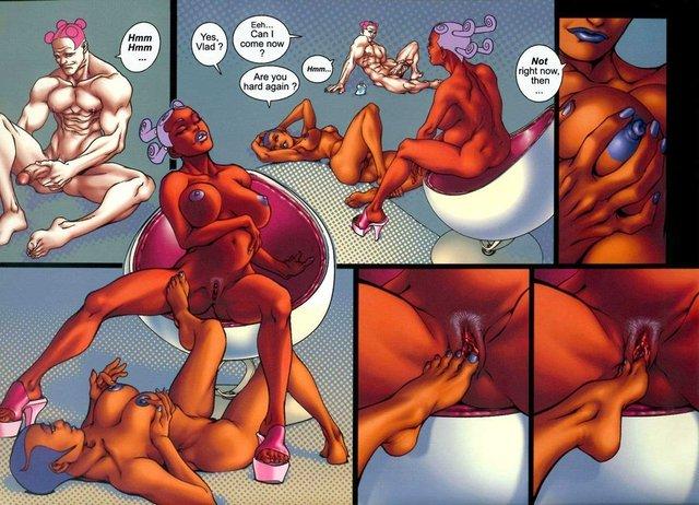 superheroes nude drawings jpg 1080x810