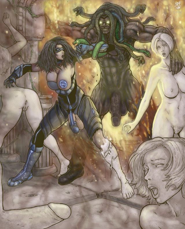 phantom toon sex phantom futa san medusa