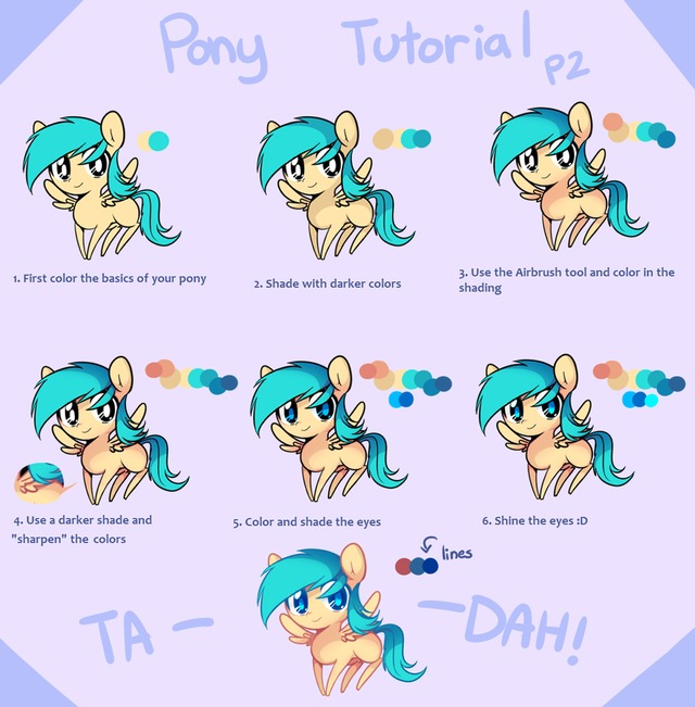 pony porn page part threads shit front pony tutorial