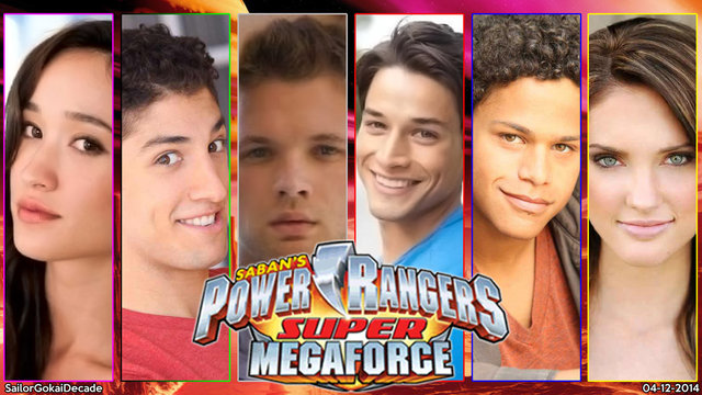 power rangers porn wallpaper pre casting power rangers megaforce super racism cast