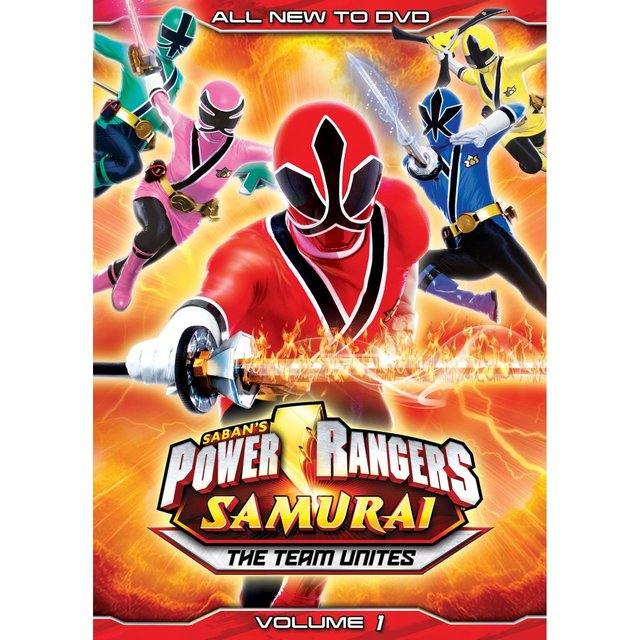 power rangers porn category large covers digital disc reviews french power rangers audio samurai volume ecs dolby
