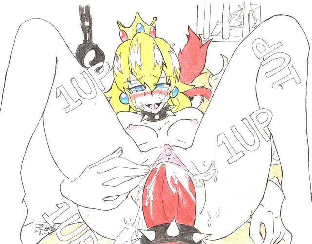 princess peach hentai bowser pictures game user princess peach over nayaase beleguii