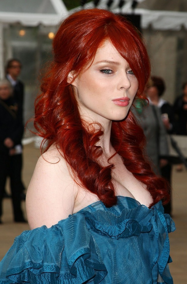 red-haired witch using sex magic porn wallpaper red hair coco rocha plotting
