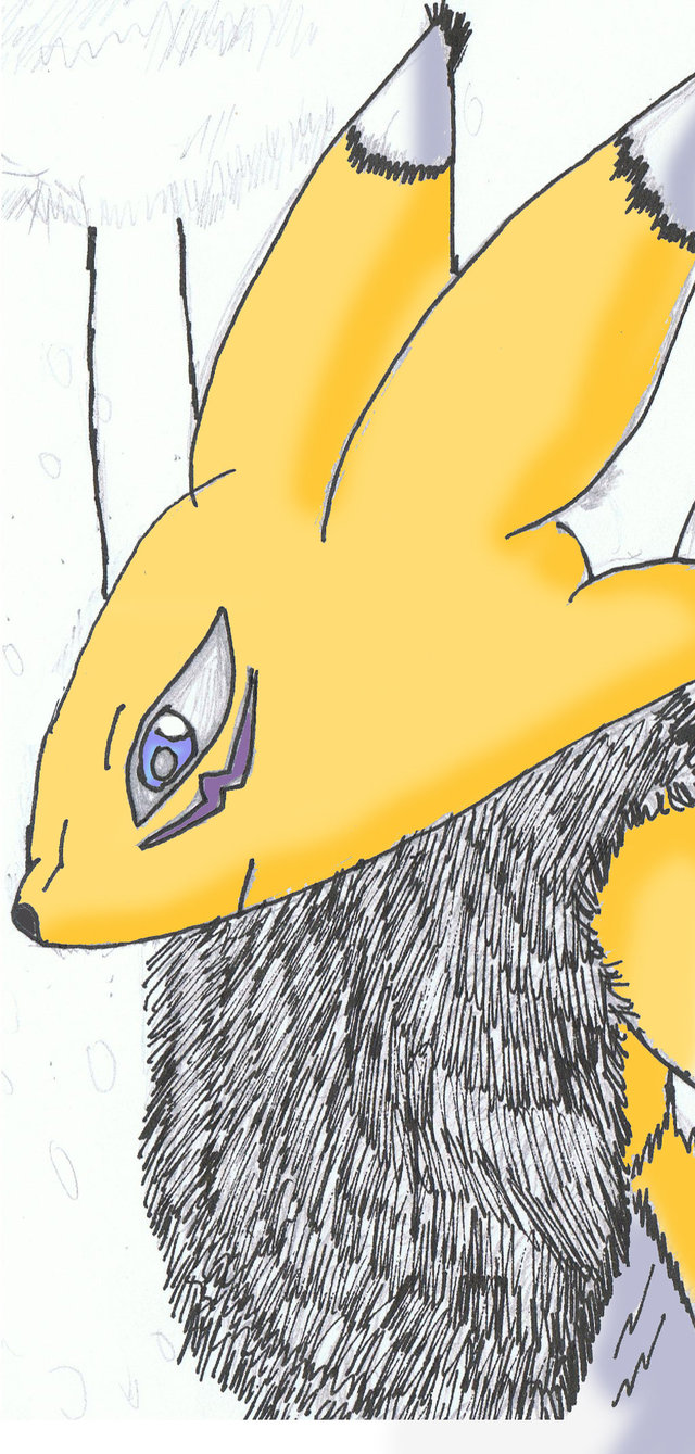 renamon porn art renamon fur mikeferreira winter uiwer