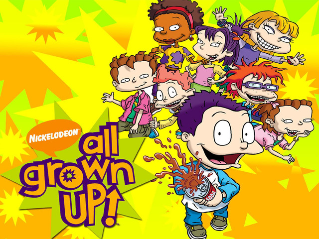rugrats all grown up porn cartoon all american animated grown