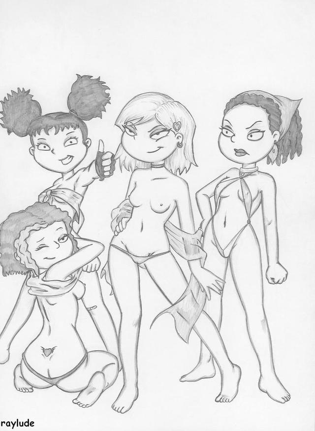 rugrats porn comics all rugrats angelica pickles grown kimi finster deville lil susie carmichael raylude