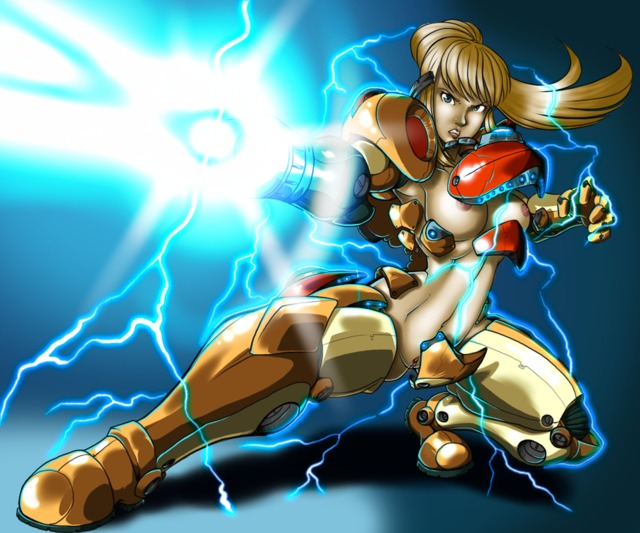 samus aran porn entry recklessarts
