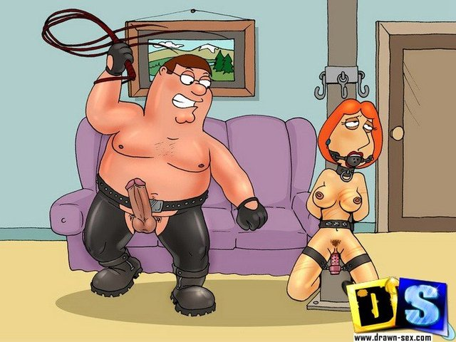 sex adventures of lois griffin porn page pics lois gets spanked whip