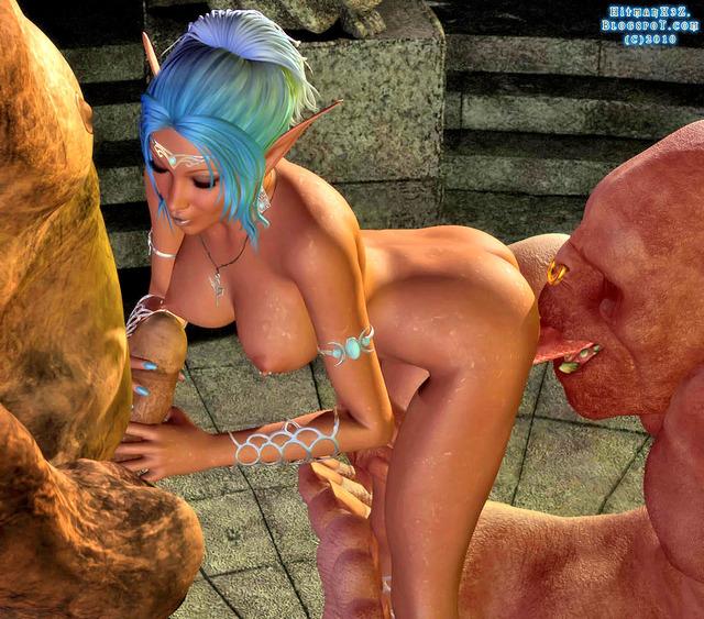 3d мульт порно фото