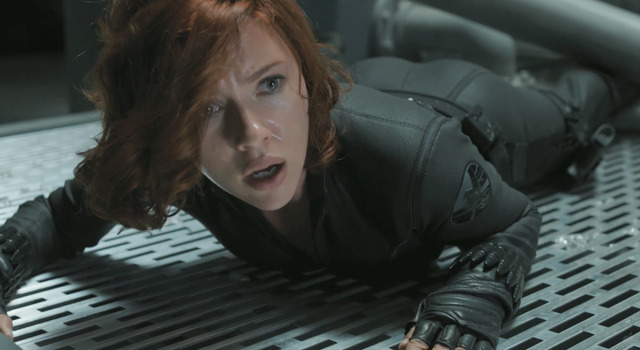 sexy drawings of a famous super heroine hot porn black scarlett avengers widow johansson