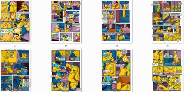 simpcest hentai simpsons comic eng comix imgcache let foro hentaicomics