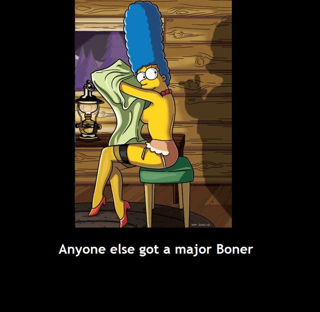 simpson hentai pictures funny large marge