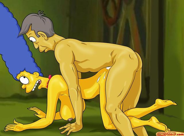 Bart Simpson Gay Cartoon Porn