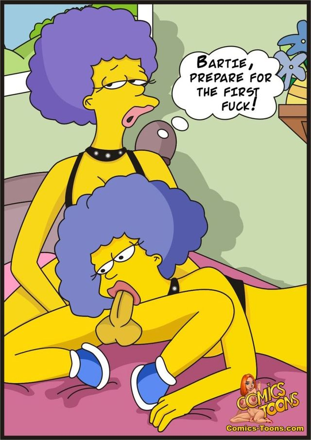 Free adult anime of the simpsons
