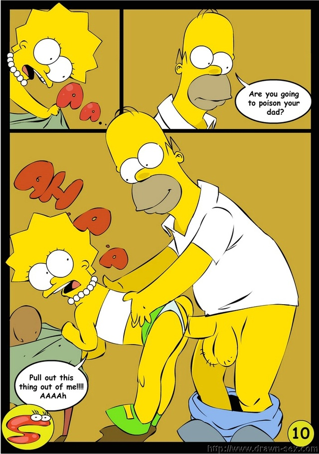 Bart And Lisa Simpson Hentai Ic