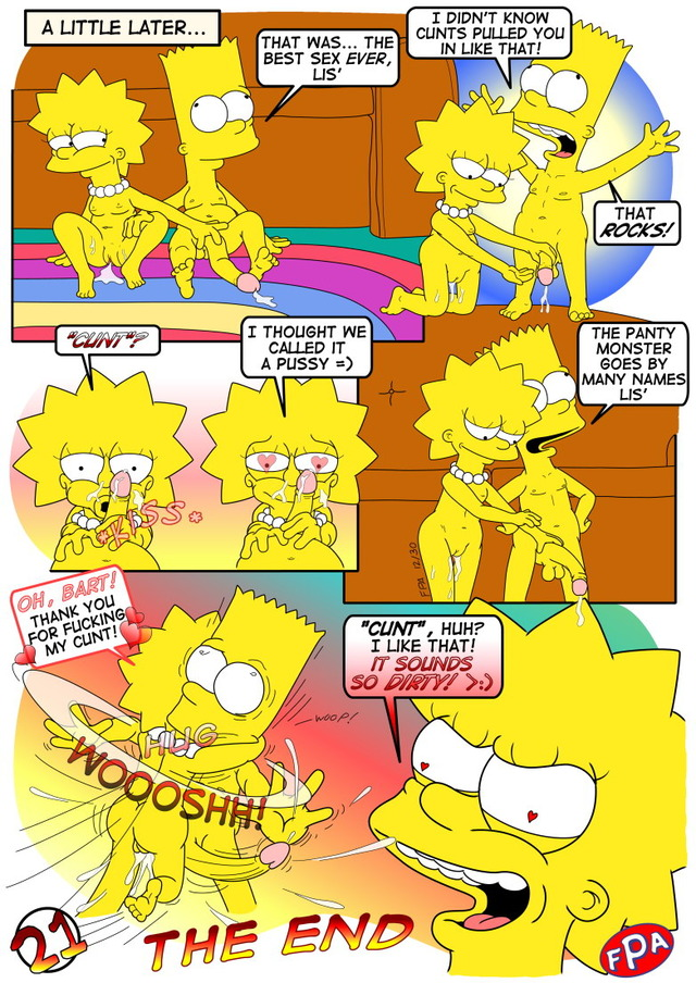 simpsons hentai hentai simpsons comics lisa slut