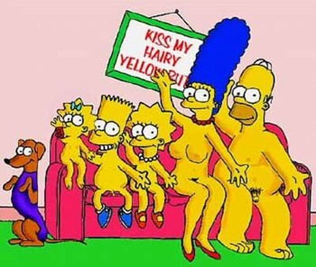 simpsons porn comic hentai simpsons bart stories nudity