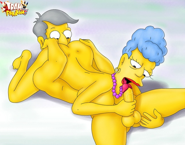 simpsons' wild adventures porn simpsons gallery toons fucking trampararam horny amazing another