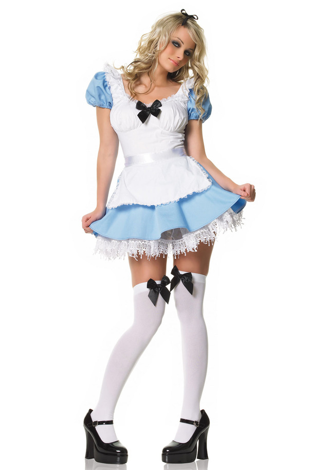 slutty alice in wonderland porn sexy category alice wonderland costume zoom classic