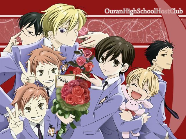 slutty ouran high school host club porn category msg otaku