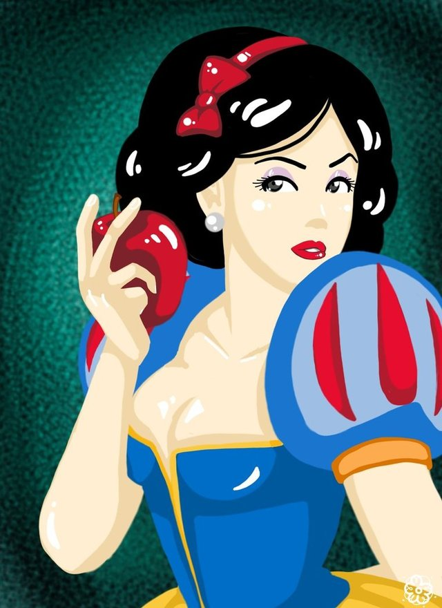 snow white porn hentai media original snow white