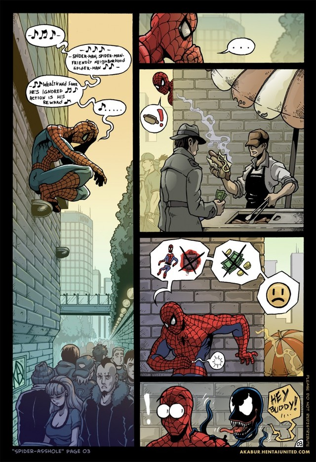 spiderman porn xxx page read viewer reader optimized asshole spiderman dedc spiderasshole