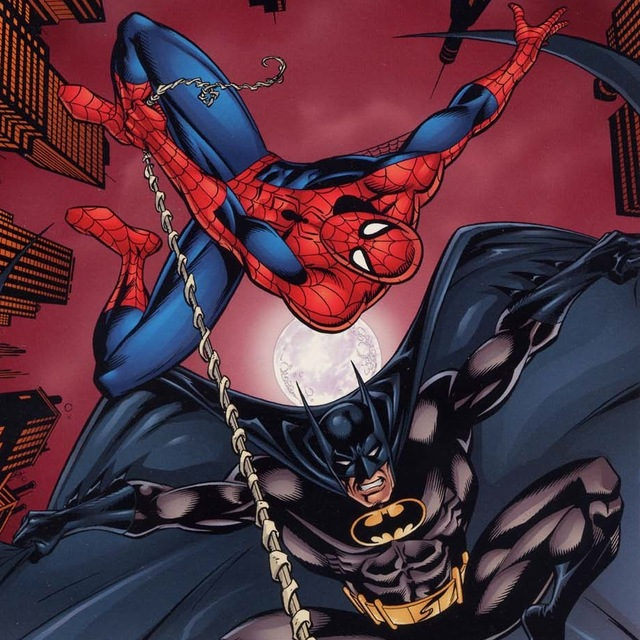 spiderman porn batman age bat spiderman dawning