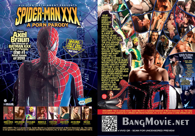 spiderman porn porn parody xxx part spiderman parodi west