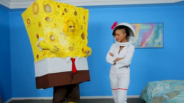 spongebob squarepants porn porn parody xxx good squarepants morning heres spnonge spongebop