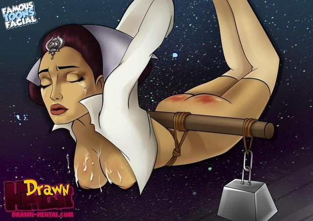 star wars cartoons porn porno starwars
