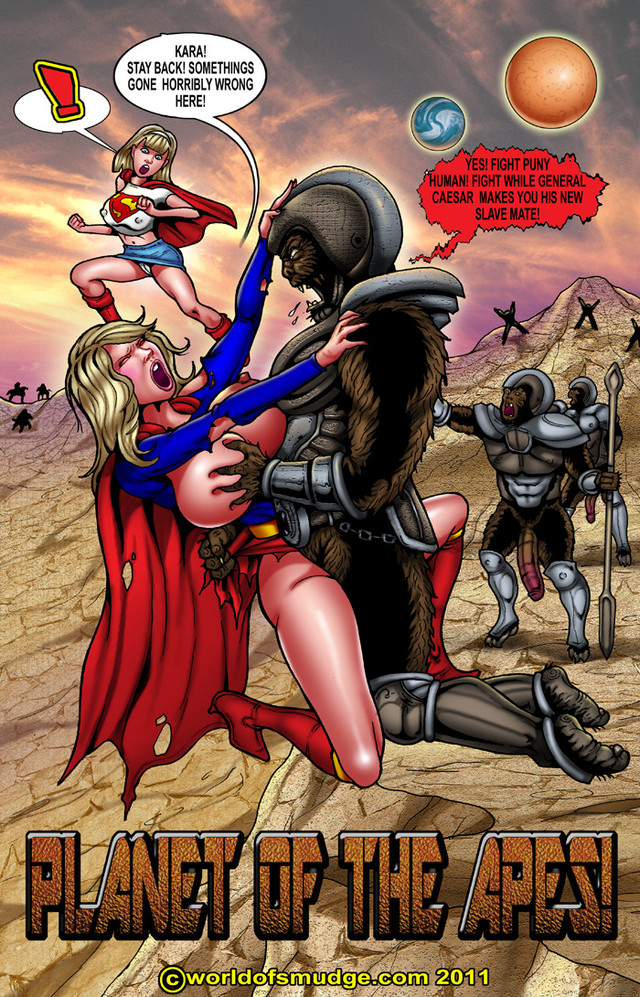 superman and supergirl fucking fad superman crossover tagme series supergirl planet apes smudge